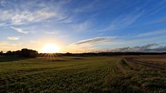 Autumn Sunset (NaturaRAW) Tags: 2016 500px canonef1635f4lisusm canoneos6d facebook flickr fotosidan färgelanda google instagram landskap natur skallsjö sunset youpic sweden