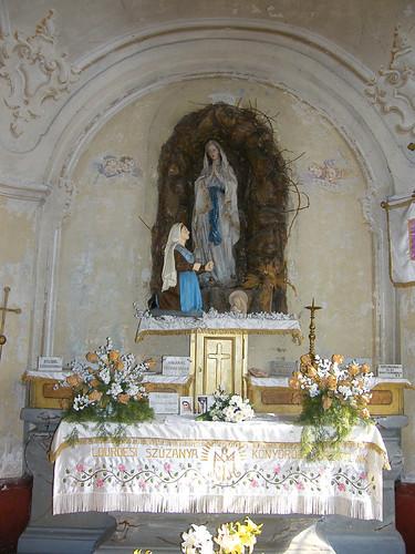 Simontornya, Lourdes-i kápolna