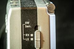 Radio Corner (SKAC32) Tags: macromondays corner canon100mmf28macro radio aerial