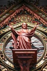 Jesus (Patrick Frauchiger) Tags: 2016 altar britain city england global great inri jesus kingdom london religion sightseeing united