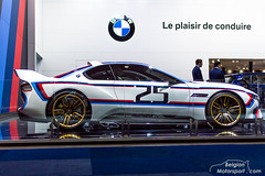 2015 BMW 3.0 CSL Hommage R Concept (belgian.motorsport) Tags: autosalon brussel brussels 2017 motorshow 2015 bmw 30 30csl csl hommage r concept