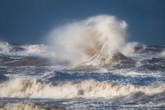 Stormy seas (*Richard Cooper *) Tags: new brighton wallasey merseyside wirral perch rock fujifilm xt10