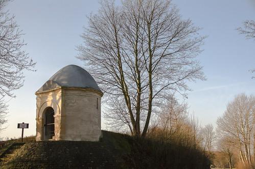Genoelselderen, Sint-Apollonia kapel