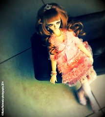 Megu as Himegyaru (dollmino) Tags: martapiotrowiczphotography dollwhisperer httpdollwhispererblogspotcom volkssd13 volks megu meguvolks megusd13 himegyaru gyaru crown