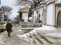 Meanwhile in Balchik, Bulgaria (marinafurduna) Tags: balchik bulgaria blacksea sea coast town winter