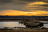 A97I1566 - Boundary Bay Ice (Crisp Image Photography) Tags: boundarybay sunset icywaters ice sky clouds landscapes outdoor outdoorphotography kevinlippe crispimagephotography sigma150600sport canon1dxmarkii