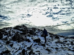 DOW CRAG, LAKE DISTRICT (pajacksonartist) Tags: dow crag lake district national park lakedistrict lakedistrictbid lakeland landscape snow summit stunning sky skies walker walking winter hike hiker hiking mountain mountainside cumbria england