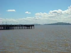 Pier (Gijlmar) Tags: brasil brazil brasilien brésil brasile brazilië guaíba riograndedosul américadosul américadelsur southamerica amériquedusud rio river