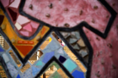 IMGP0588 looking through (Abhiks) Tags: kolkata bengal india street photography people bridge sunset taxi ambassador old building mamata banerjee british raj saraswati puka multi idol lake market santiniketan rural city farmer famr shantiniketan viswa bharati kala bhavan khoai mela poush bicycle fishmonget boti big blade barber minibus technology garbage