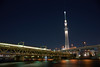 Tokyo Sky Tree (peaceful-jp-scenery (busy)) Tags: tokyoskytree night sumidaku 東京スカイツリー 隅田川 首都高速6号向島線 墨田区 東京 日本 sony α99ⅱ a99m2 ilca99m2 amount sal2470z variosonnart2470mmf28za carlzeiss
