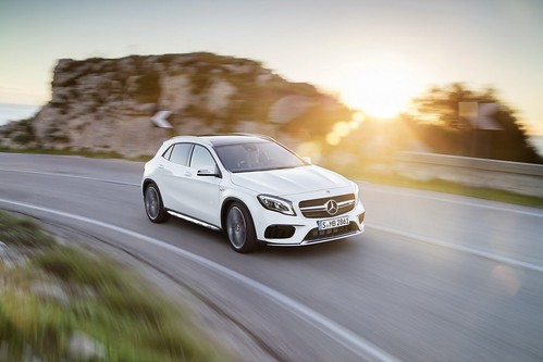 Mercedes-Benz GLA