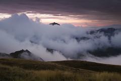 Entre Ciel et Terre (Will We) Tags: sigma foveondp2 dp2m merrill ex dx nx landscape bear mountains mist clouds cloud mlight sunset foveon dp2