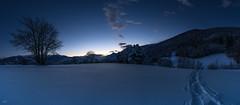 -10 (leoskar) Tags: landscapes blue winter snow valais wallis panorama light cold nikonpassion