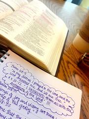 17/365 (arayaf_22) Tags: psalm jesus starbucks day17 project365