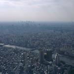 Blick vom Tokyo Skytree