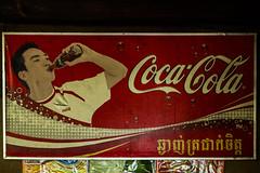 _MG_7605 (gaujourfrancoise) Tags: advertising asia cambodge cambodia asie cocacola alaindelon publicités gaujour