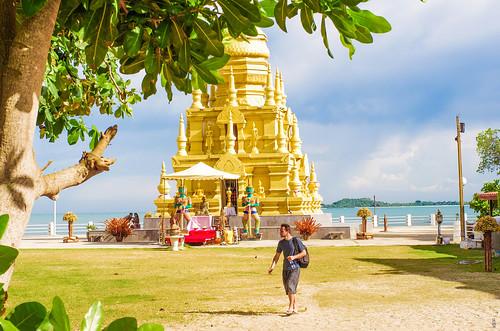Lameso Pagoda @Ko Samui