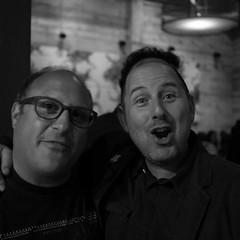 Silverman & Rosen (elevatoro) Tags: california ca justin friends college night fun lumix restaurant berkeley awesome well panasonic ucla ave 20mm bros fare thee shattuck 2020 comal zbt 94704 gm1 leibow elevatoro