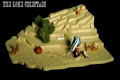 The Lone Chieftain (General Magma) Tags: west america sand desert lego indian chief western wildwest chieftain theoldwest legowildwest legowestern legooldwest legocactus legodesert legosand yesthatsatumbleweed legowildwestmoc thelonechieftain legosnotsand legoindian legoindianchief legonativeamerican