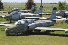 Former Yugoslav / Serbian military aircraft in storage at the Belgrade Aeronautical Museum, 7th June 2015 (_Illusion450_) Tags: airplane airport force bosnia aircraft aviation air serbia aeroplane belgrade aeroport beograd avion tesla nikola serbian aeronautical mig21fishbed surin yugoslavairforce  070615 j22orao serbianairforce belgradenikolateslaairport  aeronauticalmuseumbelgrade muzejvazduhoplovstvabeograd g4supergaleb j21jastreb  yugoslavaeronauticalmuseum yugoslavianairforce belgradeaviationmuseum daytonagreement jugoslavenskoratnozrakoplovstvo  jugoslovenskoratnovazduhoplovstvo museumbelgrade