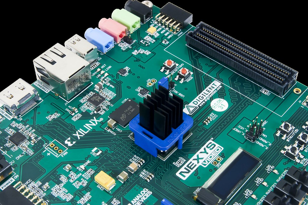 The World's Best Photos of digilent and fpga - Flickr Hive Mind