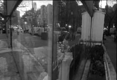 NYC Corner, 2011 (Nesster) Tags: 200 yashicat4 fomapan