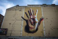mural - case,  ma'claim - kpenicker strasse, berlin (urbanpresents.net) Tags: street urban streetart berlin art mural case urbanart mitte kpenickerstrasse maclaim kersavond urbanpresentsnet