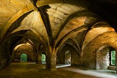 Dunfermline Abbey (Grant Morris) Tags: abbey architecture canon scotland interior sigma cellar hdr dunfermline dunfermlineabbey 1735 platinumheartaward grantmorris 5d3 grantmorrisphotography