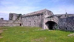 Rozafa Castle -  Shkoder 0978 (Chris Belsten) Tags: castle albania archeaology shkoder rozafa illyrian