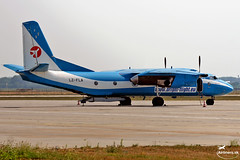 Antonov An-26B LZ-FLA (airliners.sk, o.z.) Tags: bright flight pm bts antonov an26 lzib lzfla airlinerssk