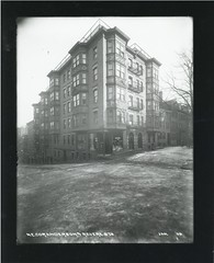 Northeast corner Anderson and Revere Streets (City of Boston Archives) Tags: boston saladatea historicboston