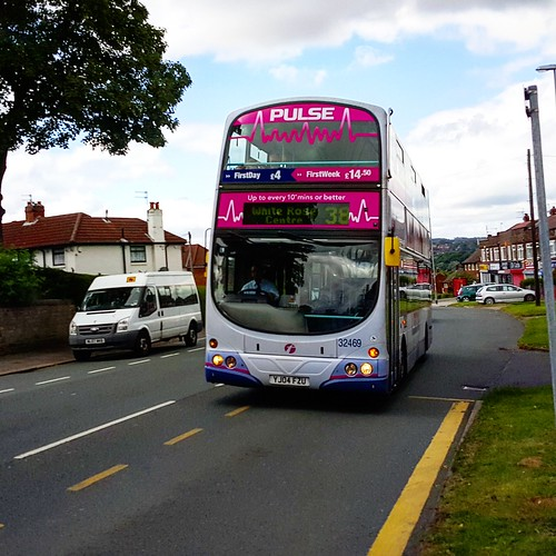 First leeds 32469 on 38 19/07/15