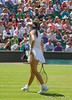 Christina McHale | TrinDiego (TrinDiego) Tags: uk england usa green london grass newjersey christina lawn tennis 55 wimbledon sw19 centrecourt mchale christinamchale