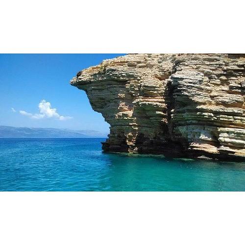 Koufonisia! #rentaboat #summeringreece #ribcruises #sun #greekislands #sea