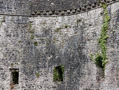 Chepstow Castle (ghostwheel_in_shadow) Tags: castle wales europe unitedkingdom ruin fortification chepstow monmouthshire chepstowcastle publicarchitecture englandandwales militarystructures architectureandstructures