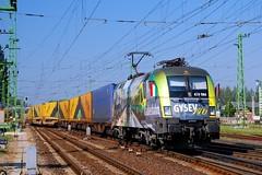 1047.504 (Tams Tokai) Tags: siemens eisenbahn rail railway loco locomotive taurus bahn railways lokomotive lok ferrovie vonat vast mozdony gysev roeee raaberbahn ree