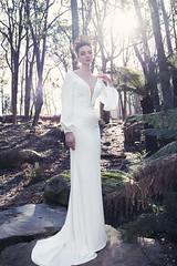 Fishtail wedding dress Melbourne (shehzarin Batha) Tags: select bridal couture gowns melbourne wedding dresses designer made measure ready wear fishtail dress fitted top designers chrisphotoshoot