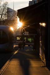 Contre-Jour (Claude Schildknecht) Tags: contrejour europe france incity lyon places tcl tour tower tram