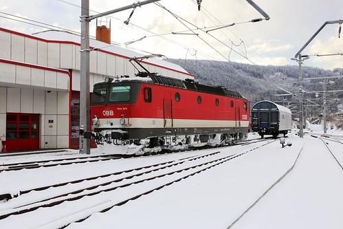 ÖBB 1144 243-5 ÖBB Service Innsbruck
