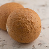 Two baked rolls. Decorative background. (annick vanderschelden) Tags: baked bread culinary food hot meal nutrients oven pointofview rolls round seeds small two