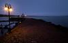 Nigth Lamps (mathiasboman) Tags: varamon canon6d landscape landscapephoto sweden nightphoto lake shore longexposure vättern östergötland motala waterscape shoreline lamps outdoor seascape