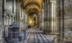 Ely Cathedral 3 (Darwinsgift) Tags: ely cathederal interior hdr pce nikkor 24mm f35 tilt shift nikon d810 photomatix architecture church cathedral