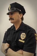 'Policeman' by Duane Hanson (Greatest Paka Photography) Tags: sculpture museum lifelike exhibit sfmoma duanehanson uniform policeman realistic sanfrancisco portrait