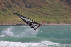 Windsurfers (whitebear100) Tags: windsurfing windsurfers plimmerton porirua northisland nz newzealand