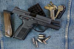 JAB8750 (Joseph Berger Photos) Tags: fnh fnx9 9mm gun guns pistol firearms