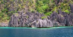 Limestone Rocks, Coron Island, Philippines