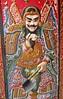 Ayutthaya - Wat Phanan Choeng - Chinese Axeman (zorro1945) Tags: watphananchoeng ayutthaya thailand asia asie chineseaxeman chineseguard templeguard relief sculpture templeart wat temple buddhisttemple