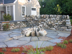 Jared-flynn-stone-wall-patio-firepit