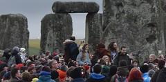 Stonehenge Winter Solstice (Le monde d'aujourd'hui) Tags: orb orabge ufo ball stonehenge 2016 winter solstice