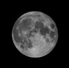 Another Midnight Moon in London (calumccampbell) Tags: midnight night moon moonrise rise full fullmoon beautiful celestial planet space sky astro astrology astronomy bnw wnb mono monochrome aerial lunar canon 60d 75300mm 300mm zoom telephoto black background white